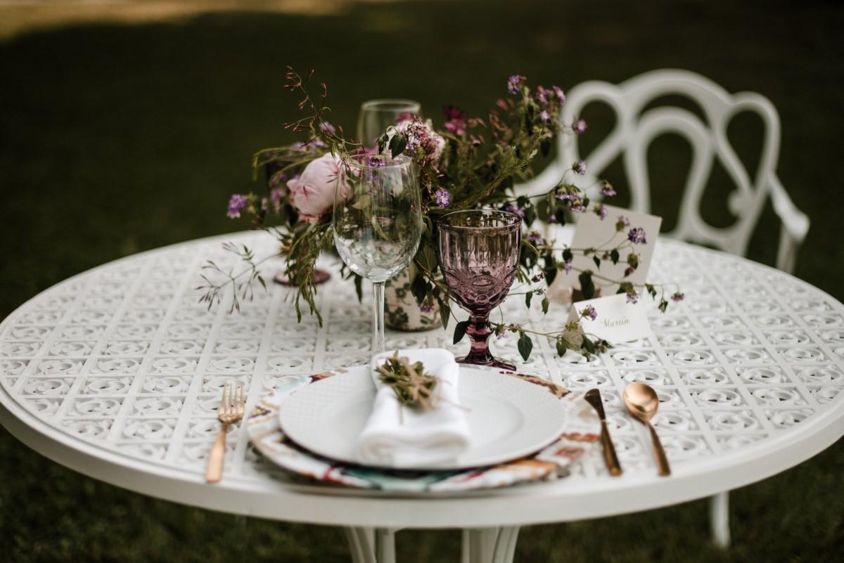 detalles para tu boda, decoración mesa