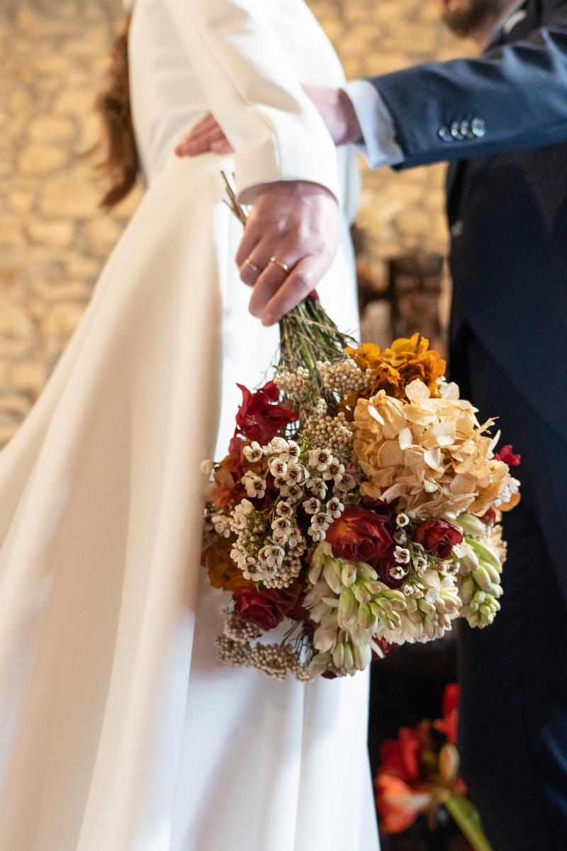 Organización de bodas en Bizkaia ramo