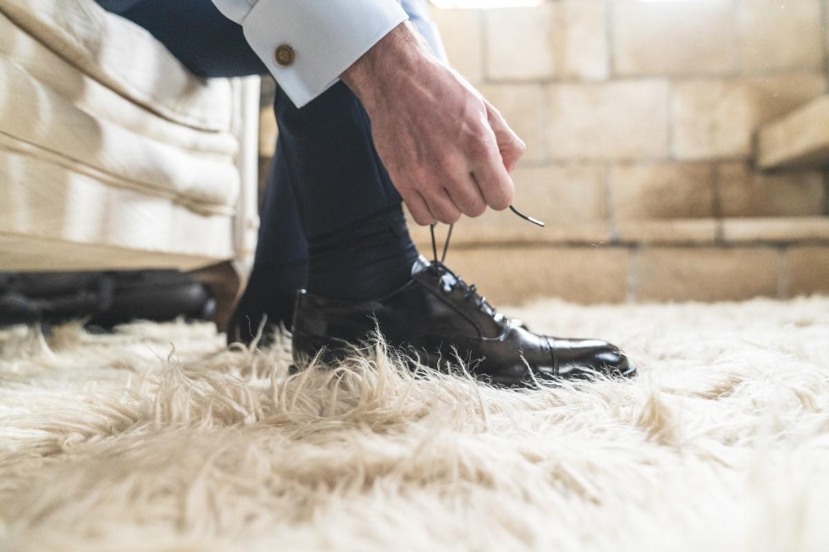 Organización de bodas en Bizkaia zapatos