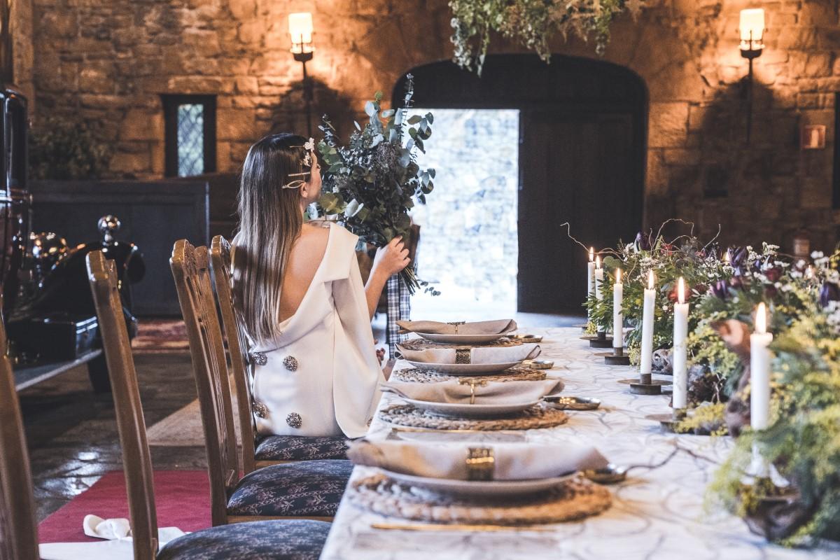 Organización de bodas en Bizkaia_decoración